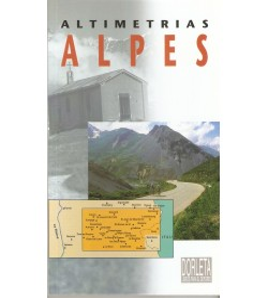 Altimetrías Alpes Mapas y altimetrías 84-87812406 Jacques RouxJacques Roux