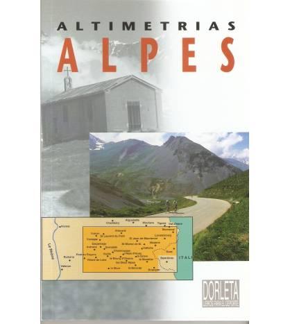 Altimetrías Alpes Mapas y altimetrías 84-87812406 Jacques Roux