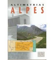 Altimetrías Alpes