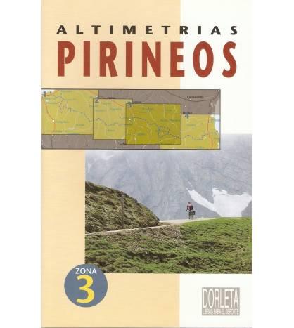 Altimetrías Pirineos Zona 3