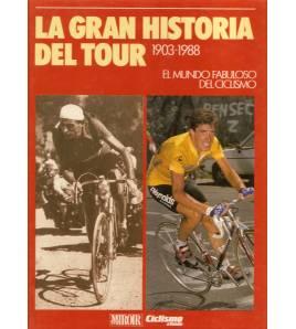 La Gran Historia del Tour: 1903-1988 Historia 9788440437935 Henri Quiquere