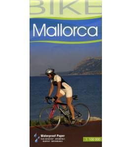 Mallorca Bike Mapas y altimetrías 978-84-8090-363-9 VV.AA.