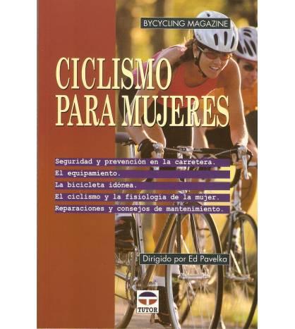 Ciclismo para mujeres Entrenamiento 978-84-7902-270-1 Ed Pavelka