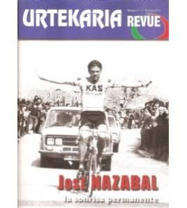Urtekaria Revue, num. 11. José Nazabal, la sonrisa permanente