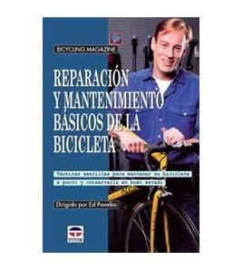 Reparación y mantenimientos básicos de la bicicleta
