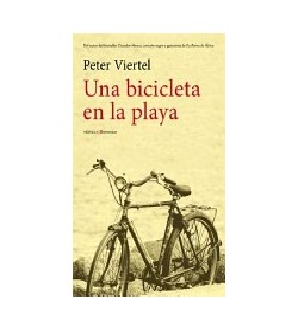 Una bicicleta en la playa