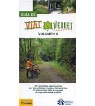 Guía de Vías Verdes. Volumen II Guías / Viajes 9788499350925