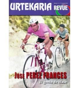 Urtekaria Revue, num. 12. José Pérez Francés, el genio de clase Revistas Revue 12 Javier Bodegas