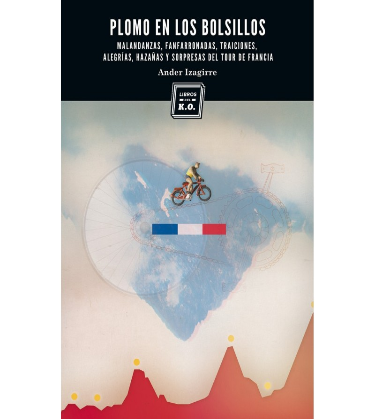 Plomo en los bolsillos Crónicas / Ensayo 978-84-940101-7-0 Ander Izagirre