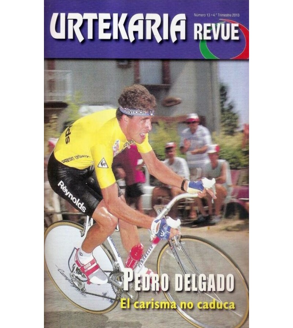 Urtekaria Revue, num. 13. Pedro Delgado, el carisma no caduca