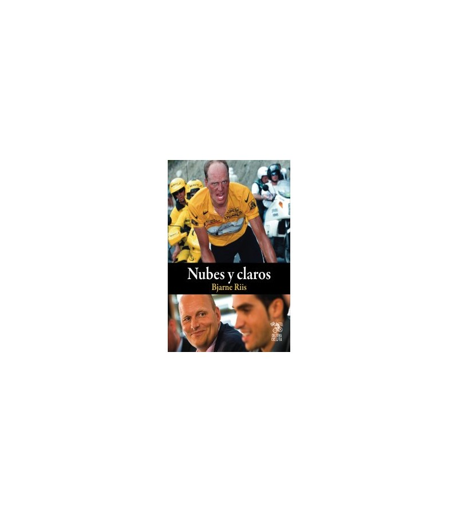 Nubes y claros Biografías 978-84-941898-3-8 Bjarne Riis