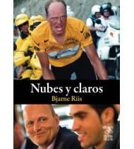 Nubes y claros Biografías 978-84-941898-3-8 Bjarne RiisBjarne Riis