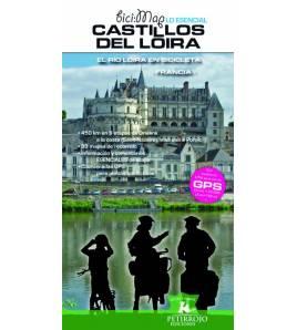 Castillos del Loira. El río Loira en bicicleta