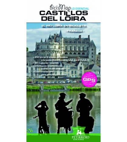 Castillos del Loira. El río Loira en bicicleta Guías / Viajes 978-84-614-6786-0 Bernard Datcharry, Valeria H. Mardones