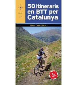 50 itineraris en BTT per Catalunya Inicio 9788497917919
