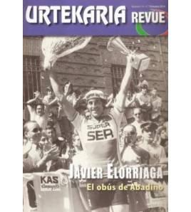 Urtekaria Revue, num. 14. Javier Elorriaga, el obús de Abadiño Revistas Revue 14 Javier Bodegas