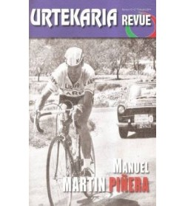 Urtekaria Revue, num. 15. Manuel Martín Piñera Revistas Revue 15 Javier Bodegas