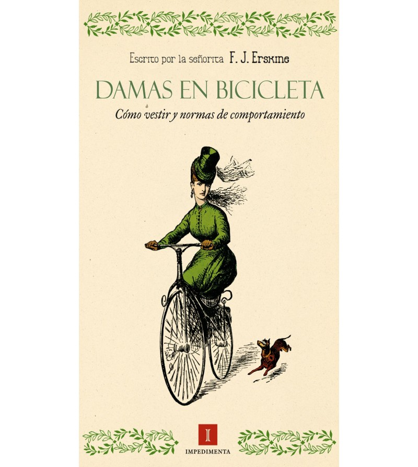 Damas en bicicleta Historia 978-84-15979-33-3 F. J. Erskine