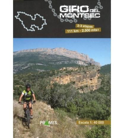Giro del Montsec BTT 978-84-8321-316-2