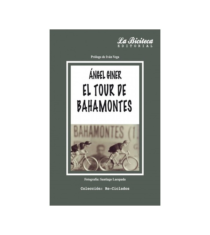 El Tour de Bahamontes Historia baham-bicit Ángel Giner