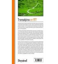 Transalpina en BTT Libros recomendados 9788498293081 Enrique AntequeraEnrique Antequera
