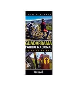 Guadarrama Parque Nacional. 20 rutas en BTT