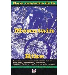 Guía maestra de la mountain bike BTT 84-7902-230-2 Ed PavelkaEd Pavelka