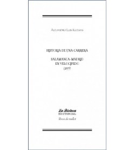 Salamanca-Madrid en velocípedo (1895). Historia de una carrera