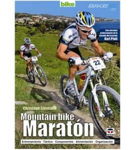 Mountain bike maratón Entrenamiento 9788479029289 Christoph Listmann Christoph Listmann