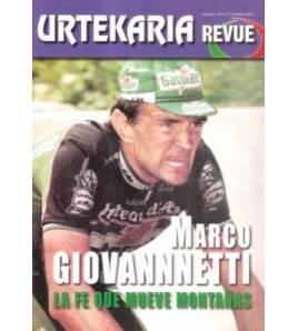 Urtekaria Revue, num. 19. Marco Giovannetti
