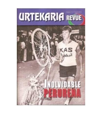 Urtekaria Revue, num. 17. Perurena Revistas Revue 17 Javier Bodegas