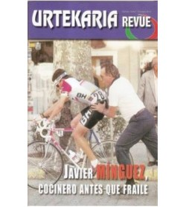 Urtekaria Revue, num. 16. Javier Mínguez
