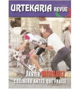 Urtekaria Revue, num. 16. Javier Mínguez Revistas Revue 16 Javier BodegasJavier Bodegas