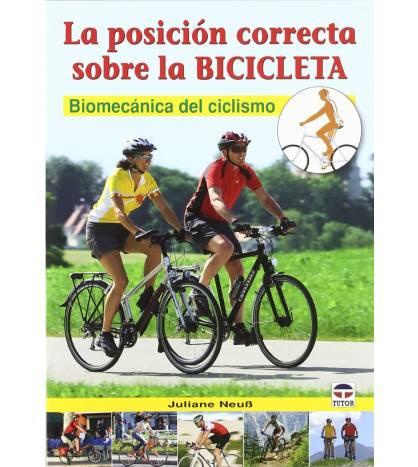 La posición correcta sobre la bicicleta. Biomecánica del ciclismo