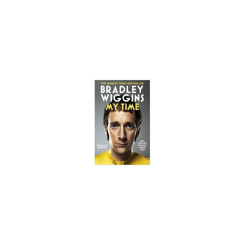 Bradley Wiggins: My Time: An Autobiography Inglés 9780224092142 Bradley Wiggins