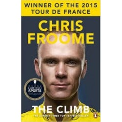 The Climb: The Autobiography of Chris Froome Inglés 9780241969427 Chris Froome