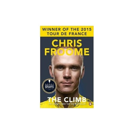 The Climb: The Autobiography of Chris Froome