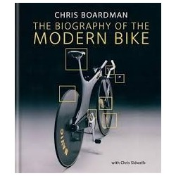 The Biography of the Modern Bike: The Ultimate History of Bike Design Inglés 978-1844037834 Chris Boardman y Chris Sidwells