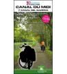 Canal du Midi y canal del Garona. El canal de los Dos Mares en bicicleta (Francia) Guías / Viajes 978-84-940952-7-6 Bernard D...