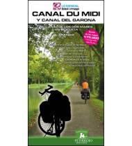 Canal du Midi y canal del Garona. El canal de los Dos Mares en bicicleta (Francia)