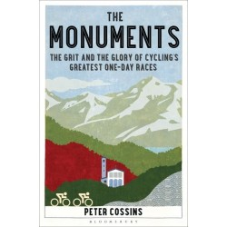 The Monuments: The Grit and the Glory of Cycling's Greatest One-day Races Inglés 978-1408846834 Peter Cossins