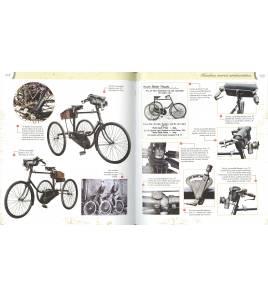 Atlas ilustrado bicicletas muy antiguas Historia 978-84-677-4891-8 VV.AA.VV.AA.