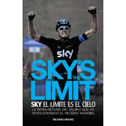 SKY'S THE LIMIT. Sky, el límite es el cielo (ebook) Nuestros Libros 9788494128714 Richard Moore