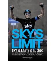 SKY'S THE LIMIT. Sky, el límite es el cielo (ebook)