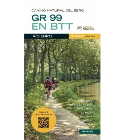 GR 99 en B.T.T. Camino natural del Ebro