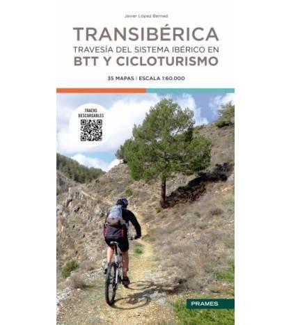 Transibérica. Travesía del Sistema Ibérico en BTT y Cicloturismo BTT 978-84-8321-394-0 Javier López Bernad