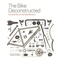 The Bike Deconstructed. A grand tour of the road bicycle Inglés 9781845338831 Richard Hallet