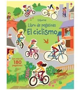 El ciclismo. Libro de pegatinas