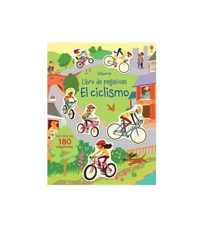 El ciclismo. Libro de pegatinas Infantil 9781474908689 Jessica Greenwell
