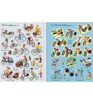 El ciclismo. Libro de pegatinas Infantil 9781474908689 Jessica GreenwellJessica Greenwell